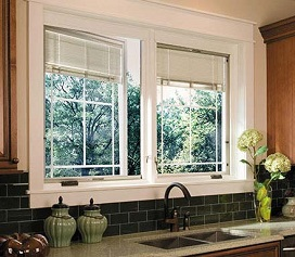 Common window styles product models and advantages for Pella casement window screens