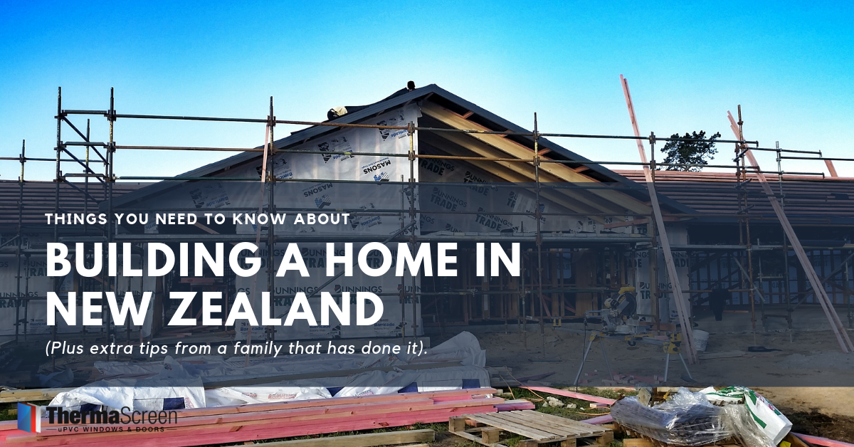 Building a home nz